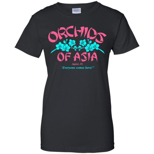 Orchids Of Asia Everyone Comes Here T-Shirts, Hoodie, Tank Funny Quotes 11