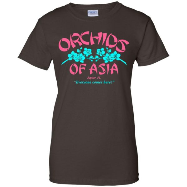 Orchids Of Asia Everyone Comes Here T-Shirts, Hoodie, Tank Funny Quotes 12
