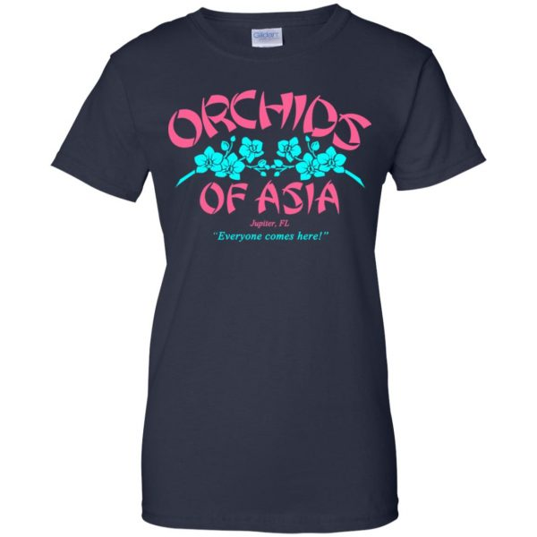 Orchids Of Asia Everyone Comes Here T-Shirts, Hoodie, Tank Funny Quotes 13