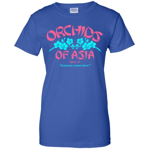 Orchids Of Asia Everyone Comes Here T-Shirts, Hoodie, Tank Funny Quotes 14