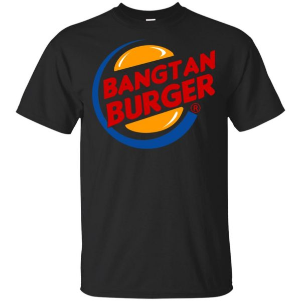 Bangtan Burger T-Shirts, Hoodie, Tank Apparel 3