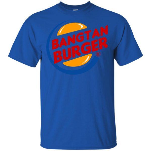 Bangtan Burger T-Shirts, Hoodie, Tank Apparel 5