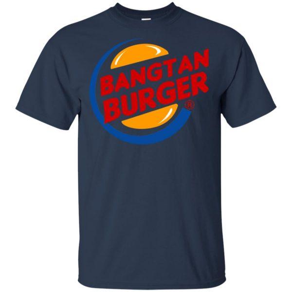 Bangtan Burger T-Shirts, Hoodie, Tank Apparel 6