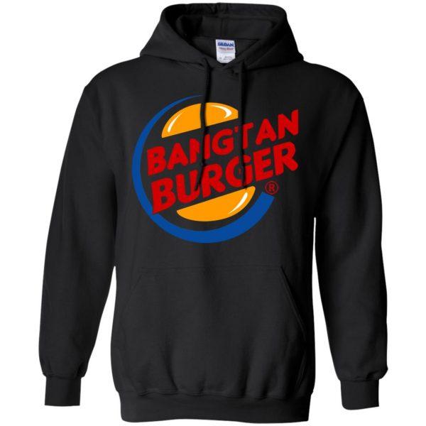 Bangtan Burger T-Shirts, Hoodie, Tank Apparel 7