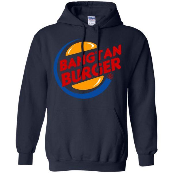 Bangtan Burger T-Shirts, Hoodie, Tank Apparel 8