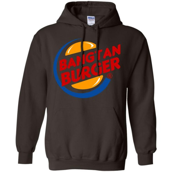 Bangtan Burger T-Shirts, Hoodie, Tank Apparel 9