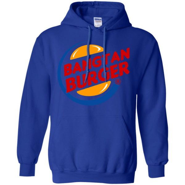 Bangtan Burger T-Shirts, Hoodie, Tank Apparel 10