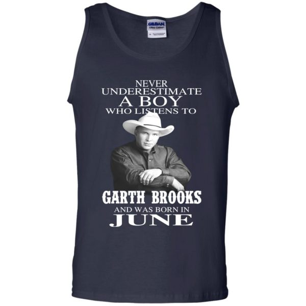 A Boy Who Listens To Garth Brooks And Was Born In June T-Shirts, Hoodie, Tank Apparel 14
