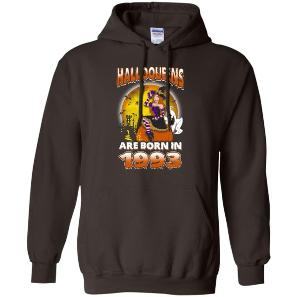 Halloqueens Are Born In 1993 Halloween T-Shirts, Hoodie, Tank Birthday Gift & Age