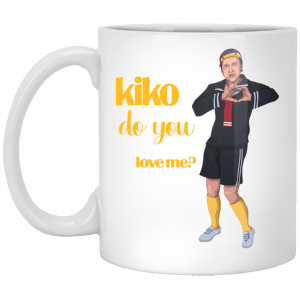 Kiko Do You Love Me Mug Coffee Mugs