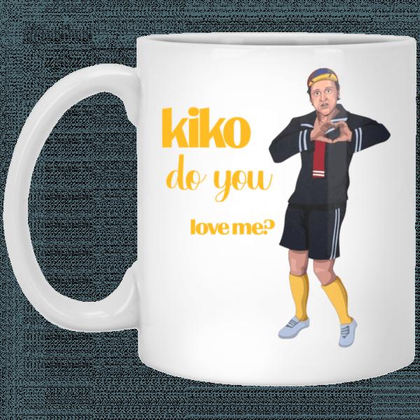 Kiko Do You Love Me Mug Coffee Mugs