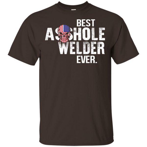 Best Asshole Welder Ever T-Shirts, Hoodie, Tank Jobs 3