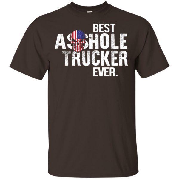 Best Asshole Trucker Ever T-Shirts, Hoodie, Tank Jobs 4