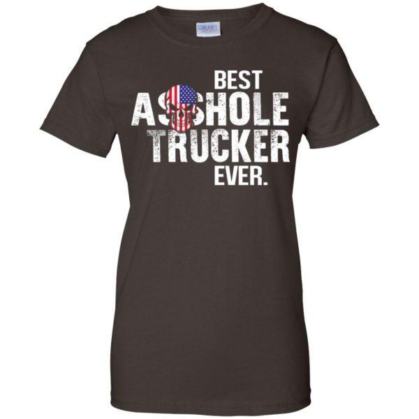 Best Asshole Trucker Ever T-Shirts, Hoodie, Tank Jobs 12