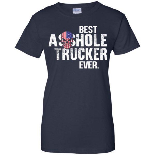Best Asshole Trucker Ever T-Shirts, Hoodie, Tank Jobs 13