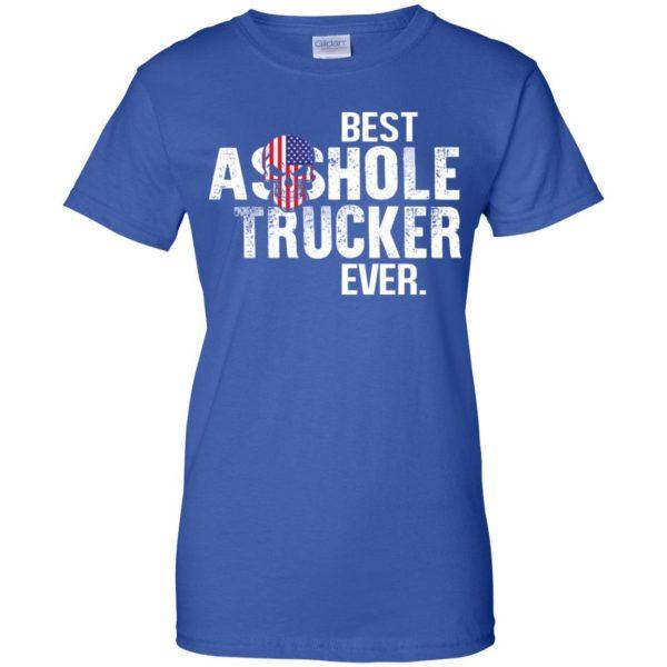 Best Asshole Trucker Ever T-Shirts, Hoodie, Tank Jobs 14