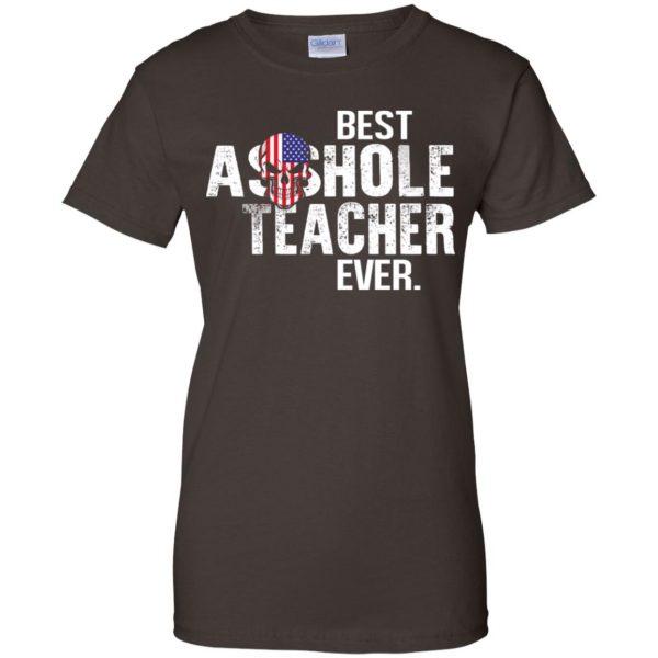 Best Asshole Teacher Ever T-Shirts, Hoodie, Tank Jobs 12