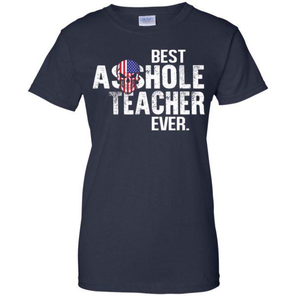 Best Asshole Teacher Ever T-Shirts, Hoodie, Tank Jobs 13