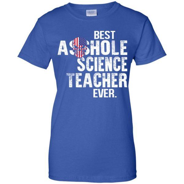 Best Asshole Science Teacher Ever T-Shirts, Hoodie, Tank Jobs 14