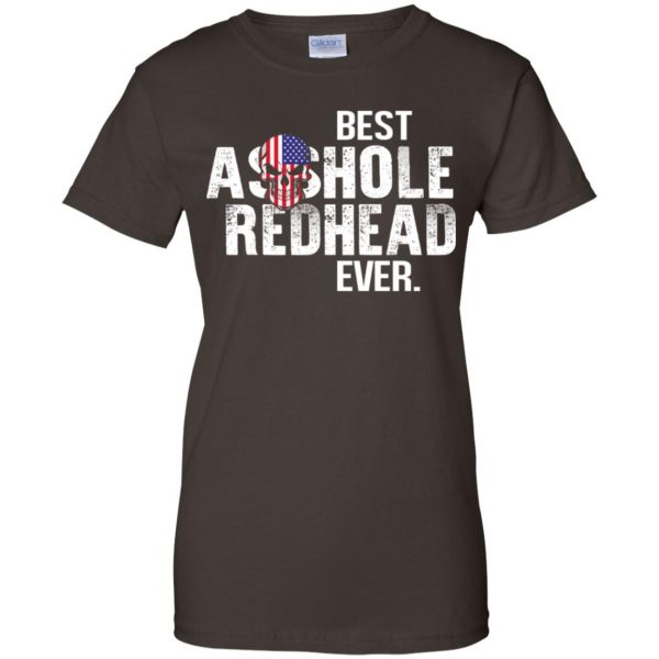Best Asshole Redhead Ever T-Shirts, Hoodie, Tank