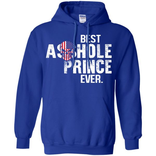 Best Asshole Prince Ever T-Shirts, Hoodie, Tank