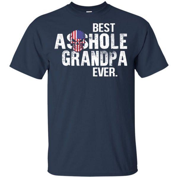 Best Asshole Grandpa Ever T-Shirts, Hoodie, Tank Family 6