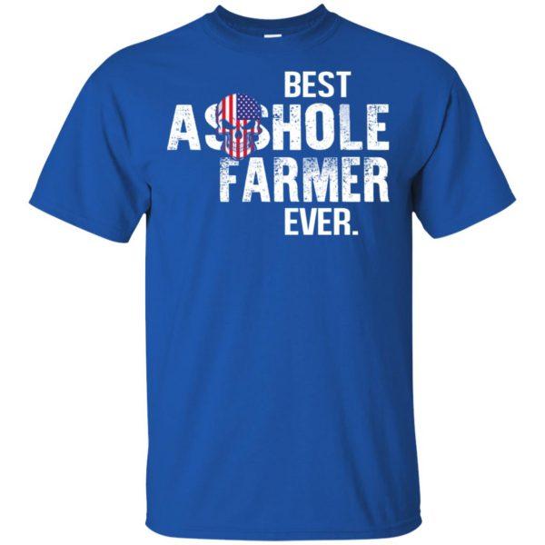 Best Asshole Farmer Ever T-Shirts, Hoodie, Tank Jobs 5