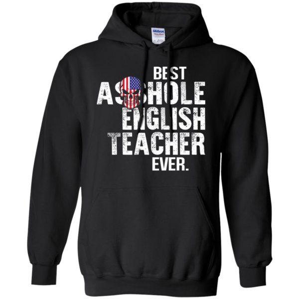 Best Asshole English Teacher Ever T-Shirts, Hoodie, Tank Jobs 7