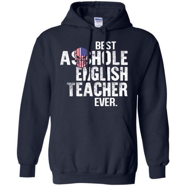 Best Asshole English Teacher Ever T-Shirts, Hoodie, Tank Jobs 8