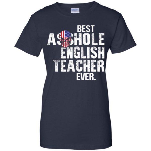 Best Asshole English Teacher Ever T-Shirts, Hoodie, Tank Jobs 13