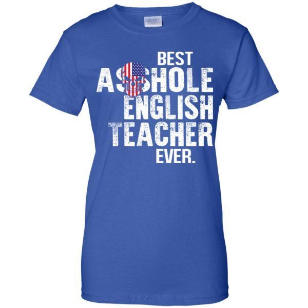 Best Asshole English Teacher Ever T-Shirts, Hoodie, Tank Jobs 14