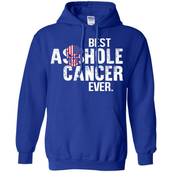 Best Asshole Cancer Ever T-Shirts, Hoodie, Tank Zodiac Signs 10