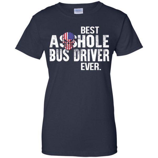Best Asshole Bus Driver Ever T-Shirts, Hoodie, Tank Jobs 13