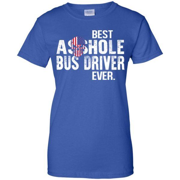 Best Asshole Bus Driver Ever T-Shirts, Hoodie, Tank Jobs 14