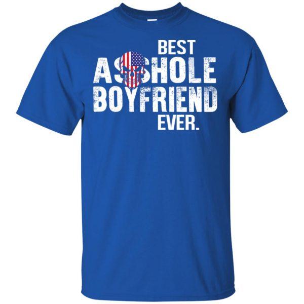 Best Asshole Boyfriend Ever T-Shirts, Hoodie, Tank Family 5