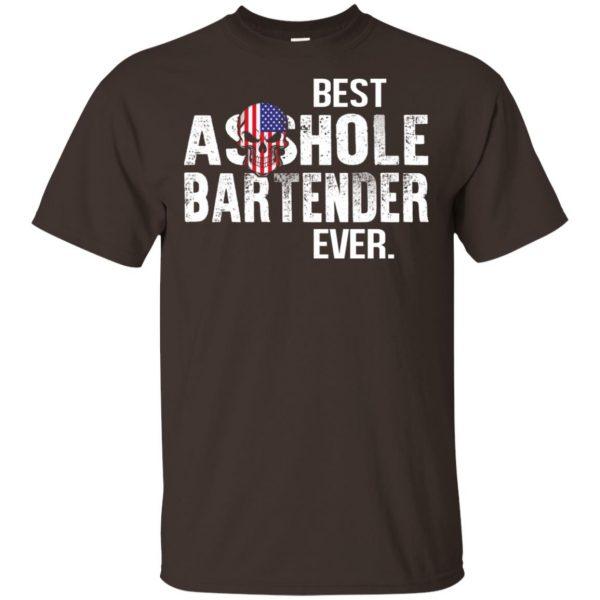 Best Asshole Bartender Ever T-Shirts, Hoodie, Tank Jobs 4