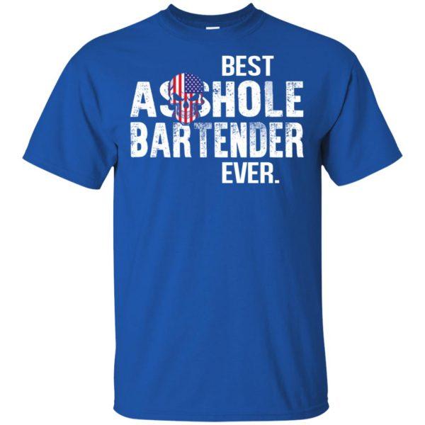 Best Asshole Bartender Ever T-Shirts, Hoodie, Tank Jobs 5