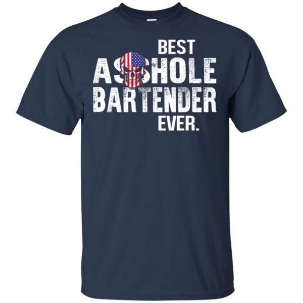 Best Asshole Bartender Ever T-Shirts, Hoodie, Tank Jobs 6