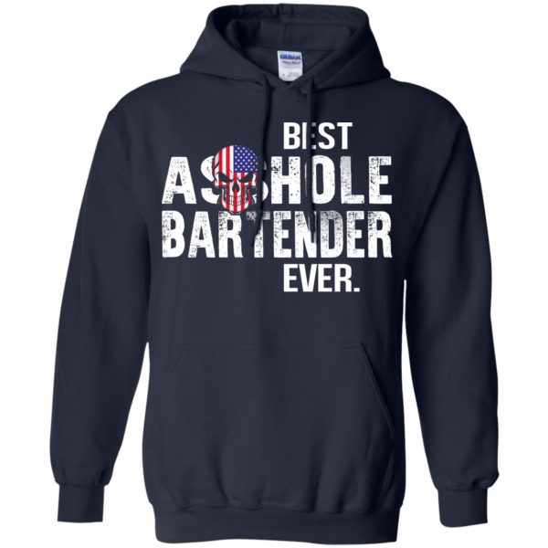 Best Asshole Bartender Ever T-Shirts, Hoodie, Tank Jobs 8