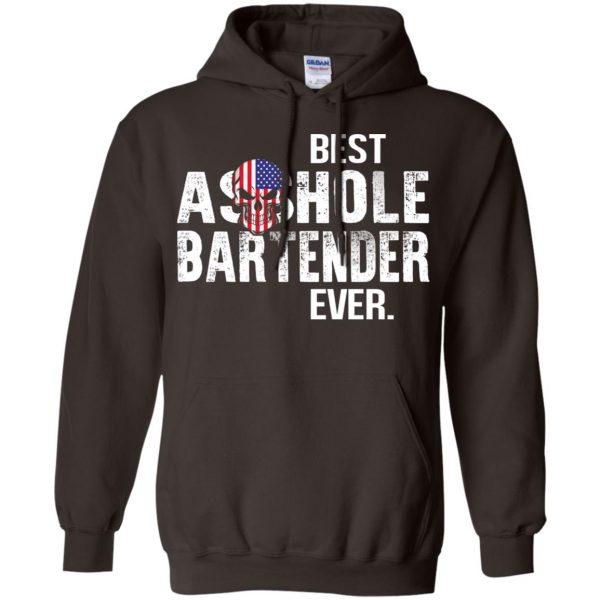 Best Asshole Bartender Ever T-Shirts, Hoodie, Tank Jobs 9