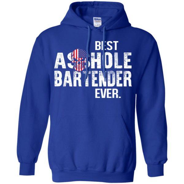 Best Asshole Bartender Ever T-Shirts, Hoodie, Tank Jobs 10