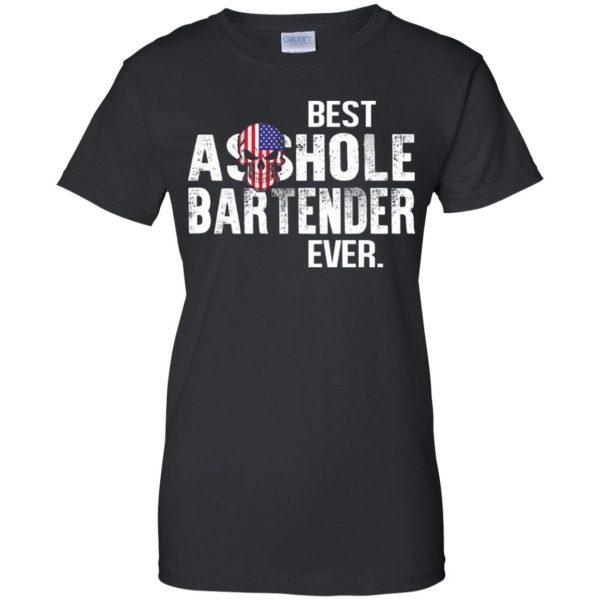 Best Asshole Bartender Ever T-Shirts, Hoodie, Tank Jobs 11