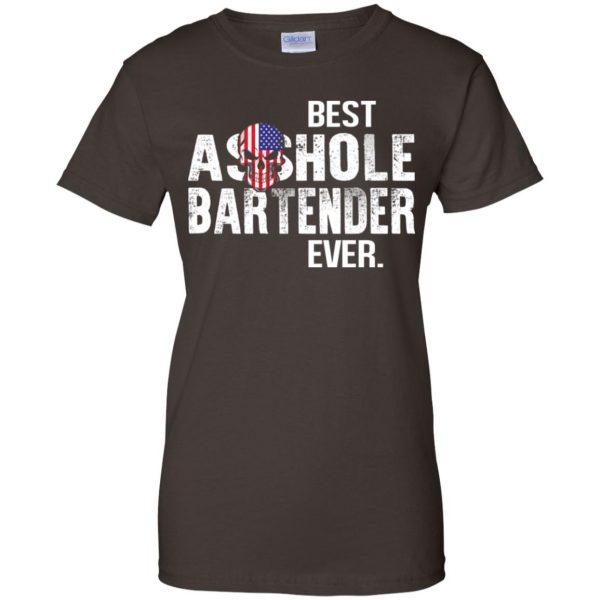 Best Asshole Bartender Ever T-Shirts, Hoodie, Tank Jobs 12