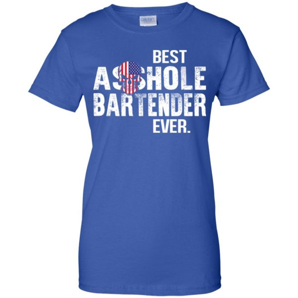 Best Asshole Bartender Ever T-Shirts, Hoodie, Tank Jobs 14