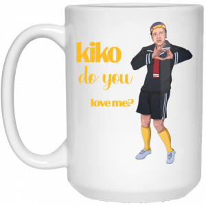 Kiko Do You Love Me Mug
