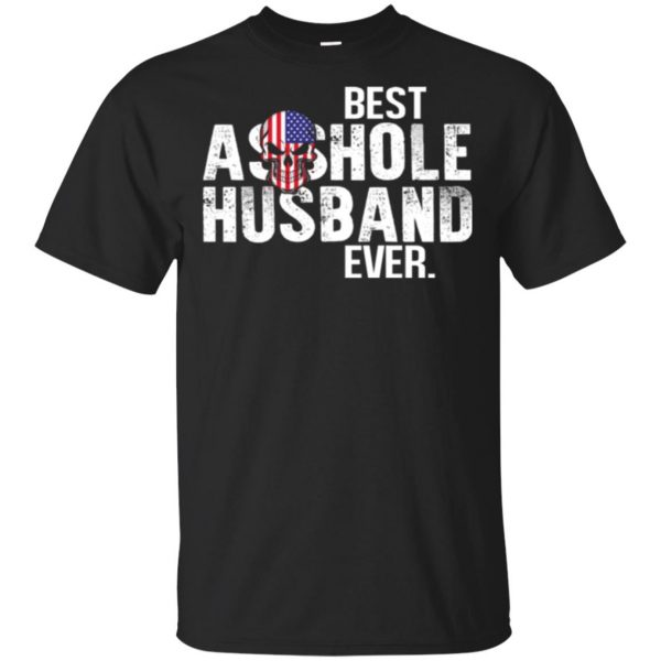 Best Asshole Husband Ever T-Shirts, Hoodie, Tank Family 3