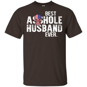 Best Asshole Husband Ever T-Shirts, Hoodie, Tank Family 2