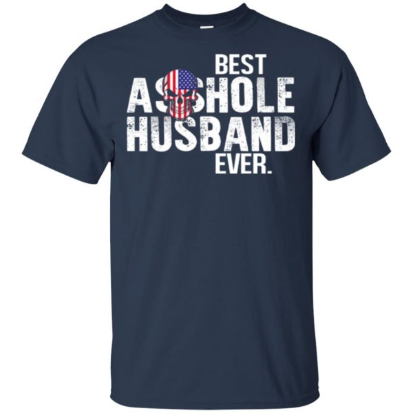 Best Asshole Husband Ever T-Shirts, Hoodie, Tank Family 6