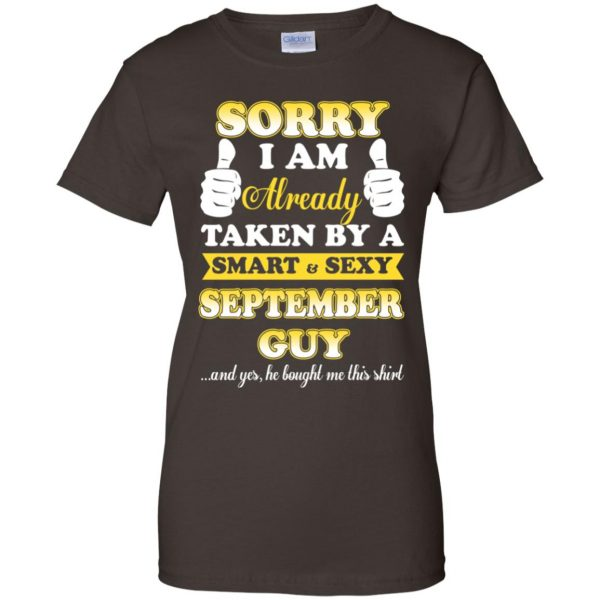 Sorry I Am Already Taken By A Smart & Sexy December Guy T-Shirts, Hoodie, Tank Apparel 12
