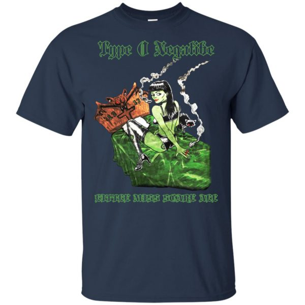 Type O Negative: Little Miss Scare All T-Shirts, Hoodie, Tank Apparel 6
